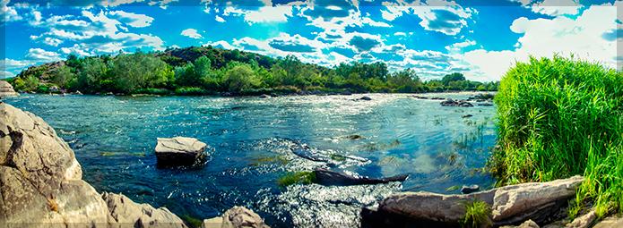 Река Южный Буг