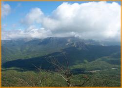 Удивительные горные пейзажи в Крыму.