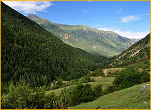 Экологический туризм - природа.