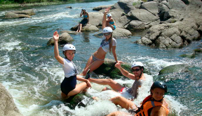 Отдых на реке Южный Буг